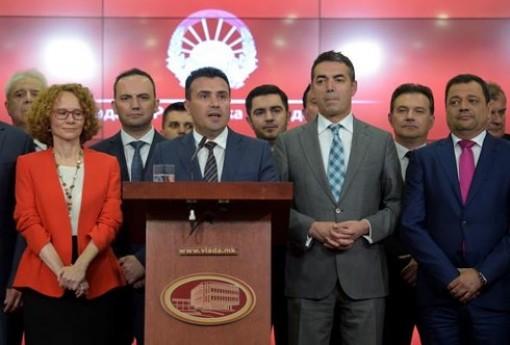 Hy Lạp - Macedonia ký thỏa thuận đổi tên nước