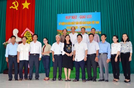Mỏ Cày Bắc họp mặt kỷ niệm Ngày Báo chí Cách mạng Việt Nam