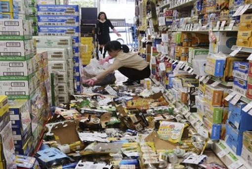 Nhật Bản khẩn trương cứu hộ và đánh giá thiệt hại sau động đất