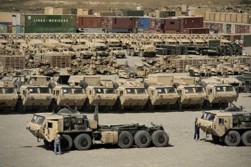 Thượng viện Mỹ thông qua dự luật chi tiêu quốc phòng 716 tỷ USD