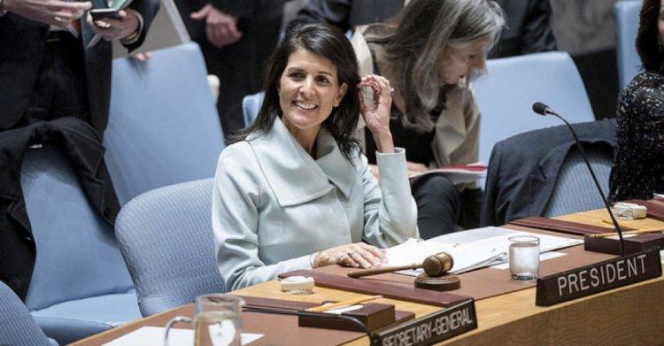 Mỹ tuyên bố rút khỏi Hội đồng Nhân quyền Liên hợp quốc