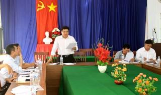 Giám sát việc thực hiện chính sách, pháp luật tại xã bãi ngang Tiên Long