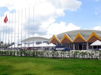 Trung tâm Thương mại Triển lãm & Hội nghị Quốc tế - Việt Nam đi vào hoạt động từ ngày 27-6-2018