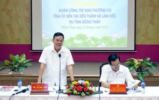 Học tập kinh nghiệm, giải pháp nâng cao chất lượng xuất khẩu lao động tại tỉnh Đồng Tháp