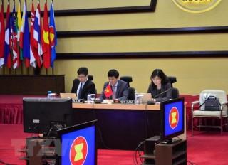Việt Nam đồng chủ trì họp Ủy ban Hợp tác chung ASEAN - Ấn Độ lần thứ 18