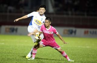 Vòng 15 V-League 2018: Hoàng Anh Gia Lai đứt mạch bại trận