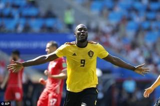 Bỉ và Mexico nắm vé vòng 1/8 World Cup 2018
