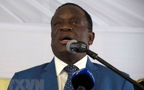 Nổ lớn tại sân vận động Zimbabwe trong cuộc mít tinh ủng hộ Tổng thống