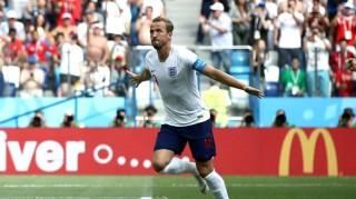 Đội tuyển Anh vào vòng 1/8 sau chiến thắng hủy diệt