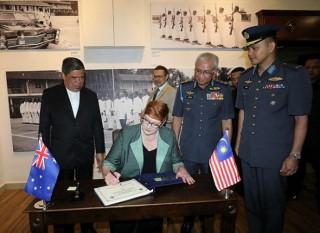 Malaysia - Austraila hợp tác đối phó với thách thức an ninh khu vực