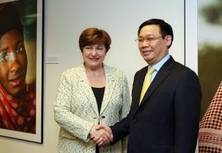 WB và IMF coi trọng hợp tác với Việt Nam