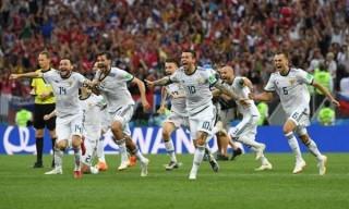 Nga và Croatia vào tứ kết bằng chiến thắng định đoạt loạt 11m