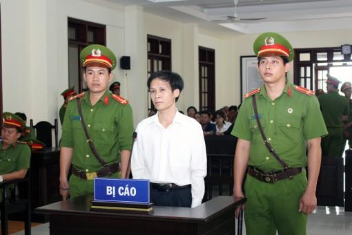 Bị cáo Trần Hữu Kiển bị tuyên phạt 12 năm tù