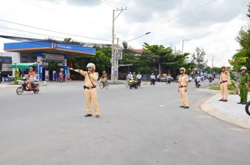 Nâng cao ý thức chấp hành pháp luật về an toàn giao thông