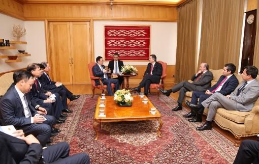 Thúc đẩy Quan hệ đối tác toàn diện Việt Nam - Chile