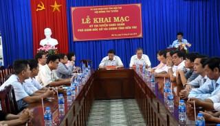 Khai mạc kỳ thi tuyển 2 chức danh Phó giám đốc Sở Tài chính
