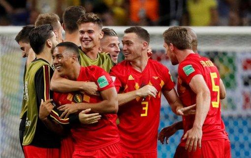 Pháp hạ gụcUruguay, Bỉ  thắng Brazil xứng đáng