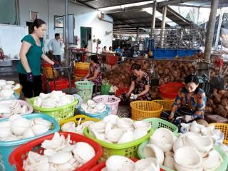 Mỏ Cày Nam: Khơi dậy tinh thần tự vươn lên của nông dân