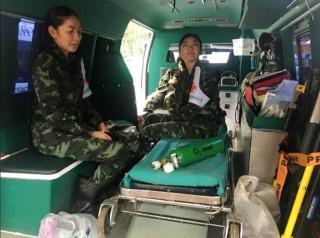 Thành viên thứ 8 của đội bóng Thái Lan đã ra khỏi hang Tham Luang