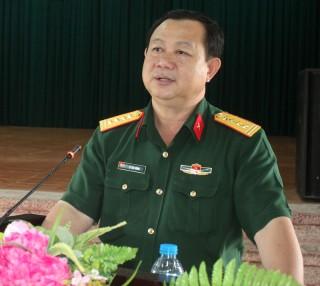 Đảng ủy Quân sự triển khai, quán triệt Nghị quyết Trung ương 7 (khoá XII)