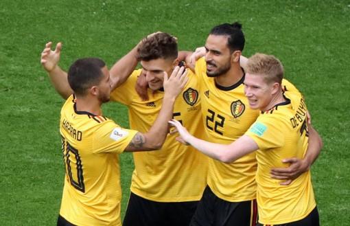 Đối đầu với Anh, Bỉ xuất sắc giành hạng ba World Cup 2018