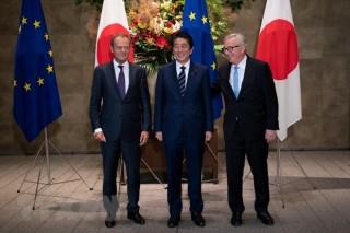 Nhật Bản và EU chính thức ký kết thỏa thuận tự do thương mại