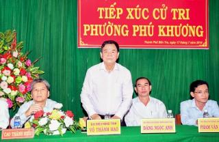 Phấn khởi về kết quả phát triển kinh tế - xã hội của tỉnh