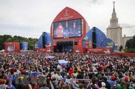 Cổ động viên nước ngoài sẽ được miễn visa vào Nga đến hết năm nay