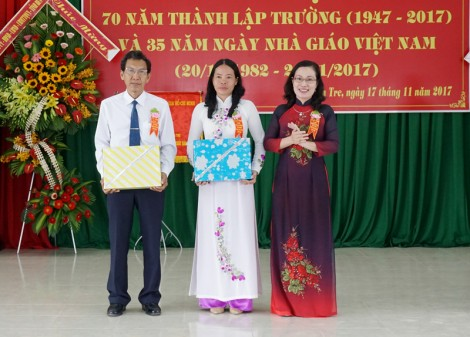 Phát huy giá trị văn hóa trường đảng