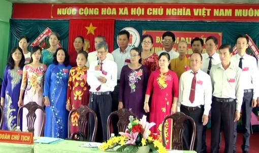 Ông Trương Văn Săng tái đắc cử Chủ tịch Hội Nạn nhân chất độc da cam/dioxin huyện Bình Đại