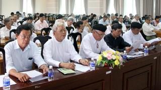 Hội nghị lần thứ 12 Ủy ban MTTQ Việt Nam tỉnh