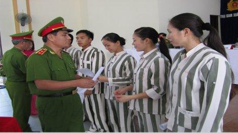 Thủ tướng ra công điện triển khai thực hiện tha tù trước thời hạn có điều kiện