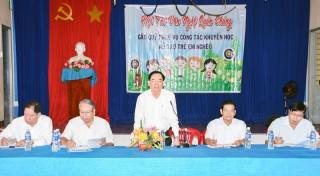 Thuận Điền: Xây dựng tư tưởng tiến công, thực hiện tốt nhiệm vụ chính trị