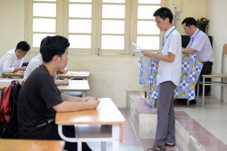 Rà soát, đánh giá công tác tổ chức kỳ thi THPT quốc gia năm 2018