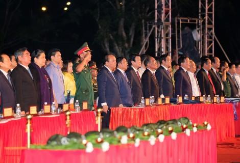 Thủ tướng: Kiên quyết bảo vệ thành quả cách mạng đã giành được
