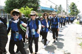 Giao lưu hữu nghị giữa Hội Hữu nghị Việt - Hàn và Tổ chức Global Vison/Kyobo Life