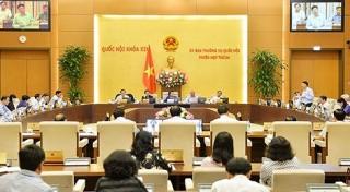 Chương trình giám sát của Ủy ban Thường vụ Quốc hội năm 2019