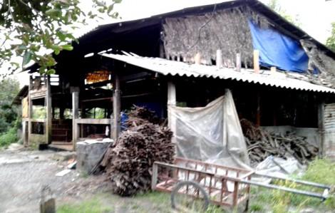 Cơ sở giết mổ heo ở ấp Tân Đông, xã Tân Phú gây ô nhiễm môi trường