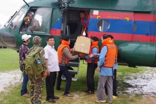 Chính phủ và các cơ quan, đoàn thể Việt Nam hỗ trợ khắc phục sự cố vỡ đập ở Lào
