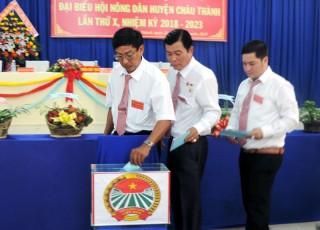 Đại hội đại biểu Hội Nông dân tỉnh dự kiến vào tháng 9-2018