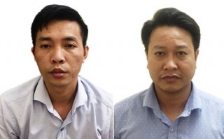 Khởi tố, bắt tạm giam 2 đối tượng vụ gian lận điểm thi ở Hòa Bình