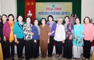Họp mặt truyền thống Phụ nữ Khu 8 - Trung Nam Bộ lần thứ 19