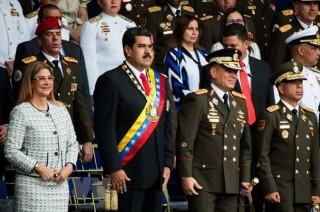 Venezuela công bố bằng chứng về vụ tấn công Tổng thống Maduro
