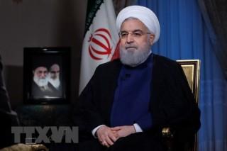 Tổng thống Iran sẽ hội đàm với lãnh đạo các nước vùng Caspian