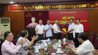 Trao quyết định điều động, bổ nhiệm Phó trưởng ban Tuyên giáo Trung ương