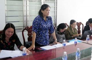 HĐND tỉnh giám sát kết quả thực hiện Đề án sinh kế tại xã Cẩm Sơn