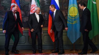 Tổng thống 5 nước sẽ ký Công ước về quy chế pháp lý mới của biển Caspi