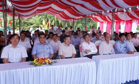 Khởi công xây dựng Nhà máy May mặc xuất khẩu Việt Vương 3