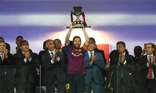 Barca thắng ngược Sevilla, giành Siêu Cup Tây Ban Nha