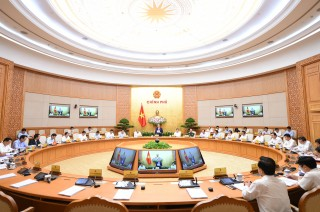 Nghị quyết phiên họp Chính phủ thường kỳ tháng 7-2018